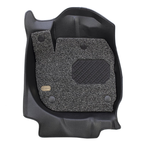MATTERS 6D Car Mat - BMW X1 (Black)