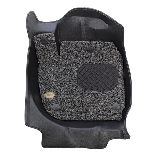 MATTERS 6D Car Mat - Toyota CHR-All Wheel Drive Version (Black)