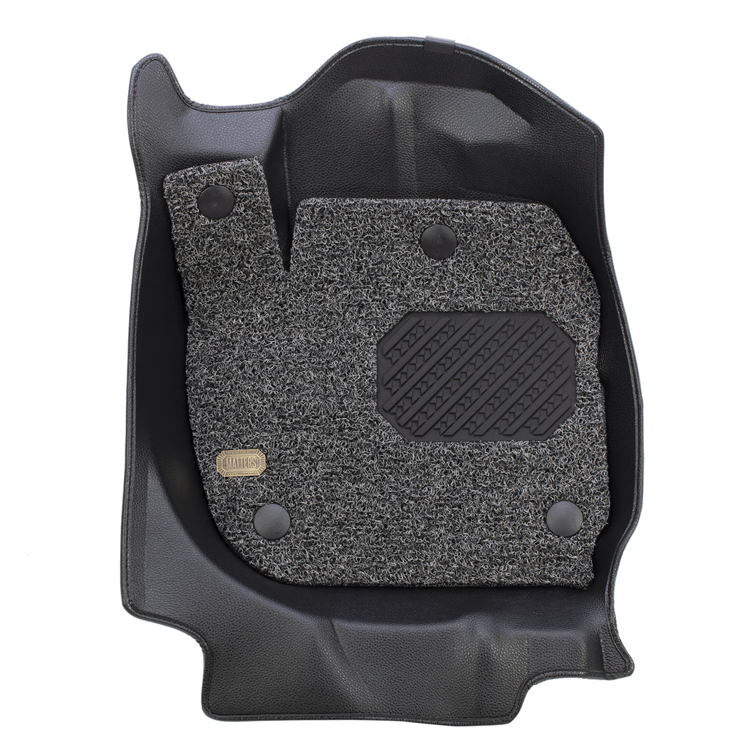 MATTERS 6D Car Mat - Volkswagen Golf MK7 (Black)