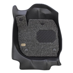 MATTERS 6D Car Mat - KIA Carens (Black)