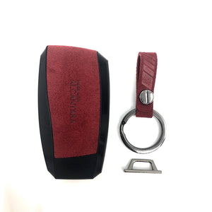 Aegis Car Key Holder - Aero Type for BMW N1 - Red