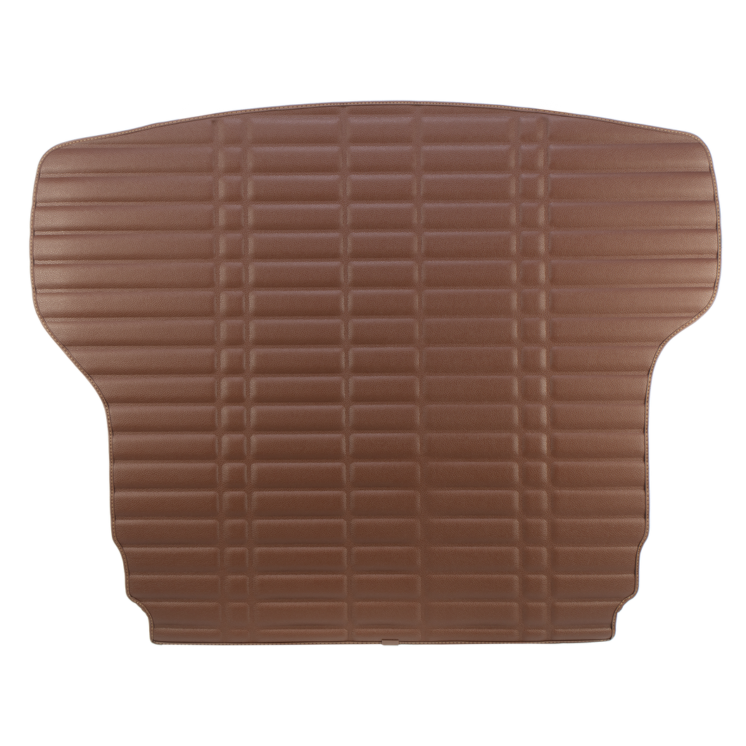 Boot Mat 6D - KIA Carens (Brown)