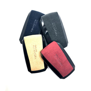 Aegis Alcantara Car Key Holder for Honda - DARK NAVY