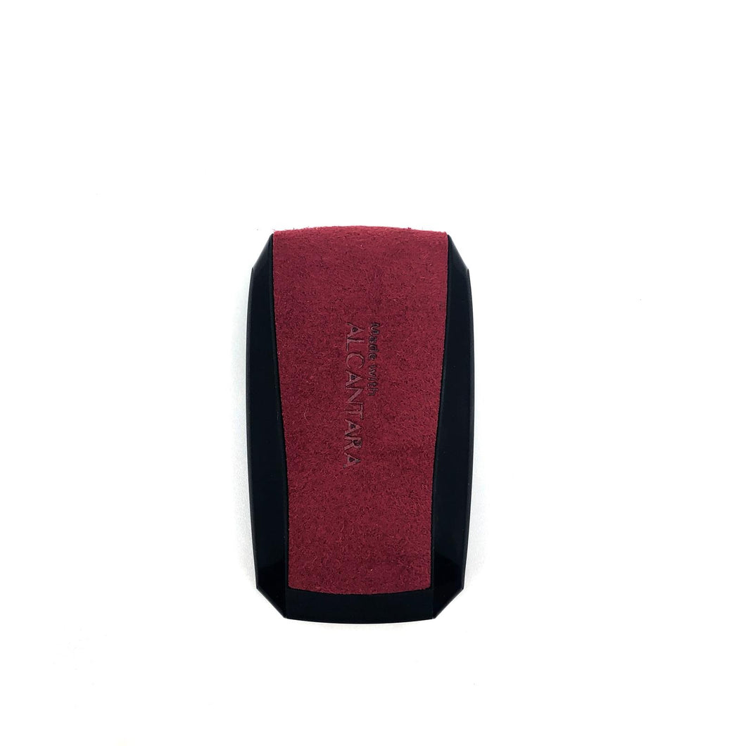 Aegis Alcantara Car Key Holder for Honda Vezel - RED