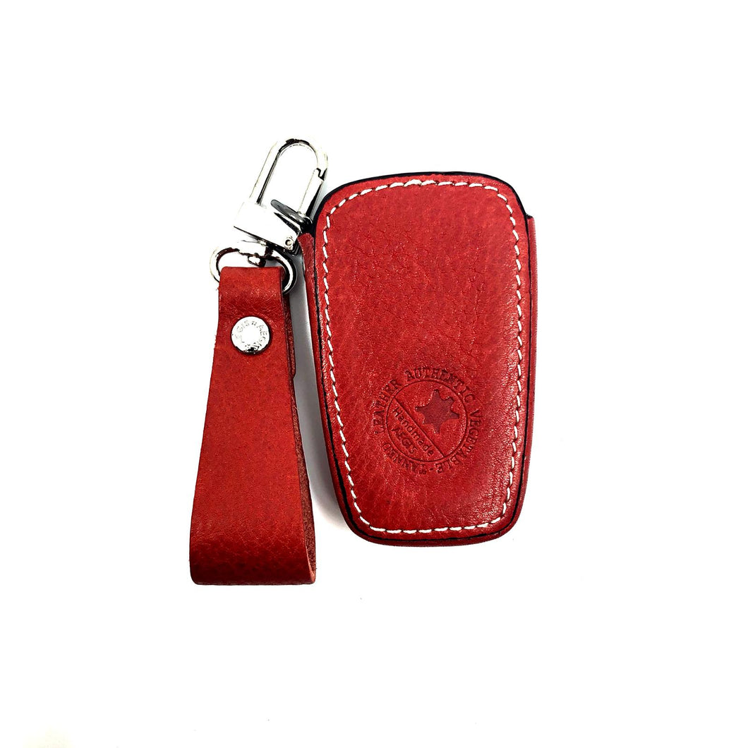 Aegis Car Key Holder - Ritz Type - TY-2 - Red
