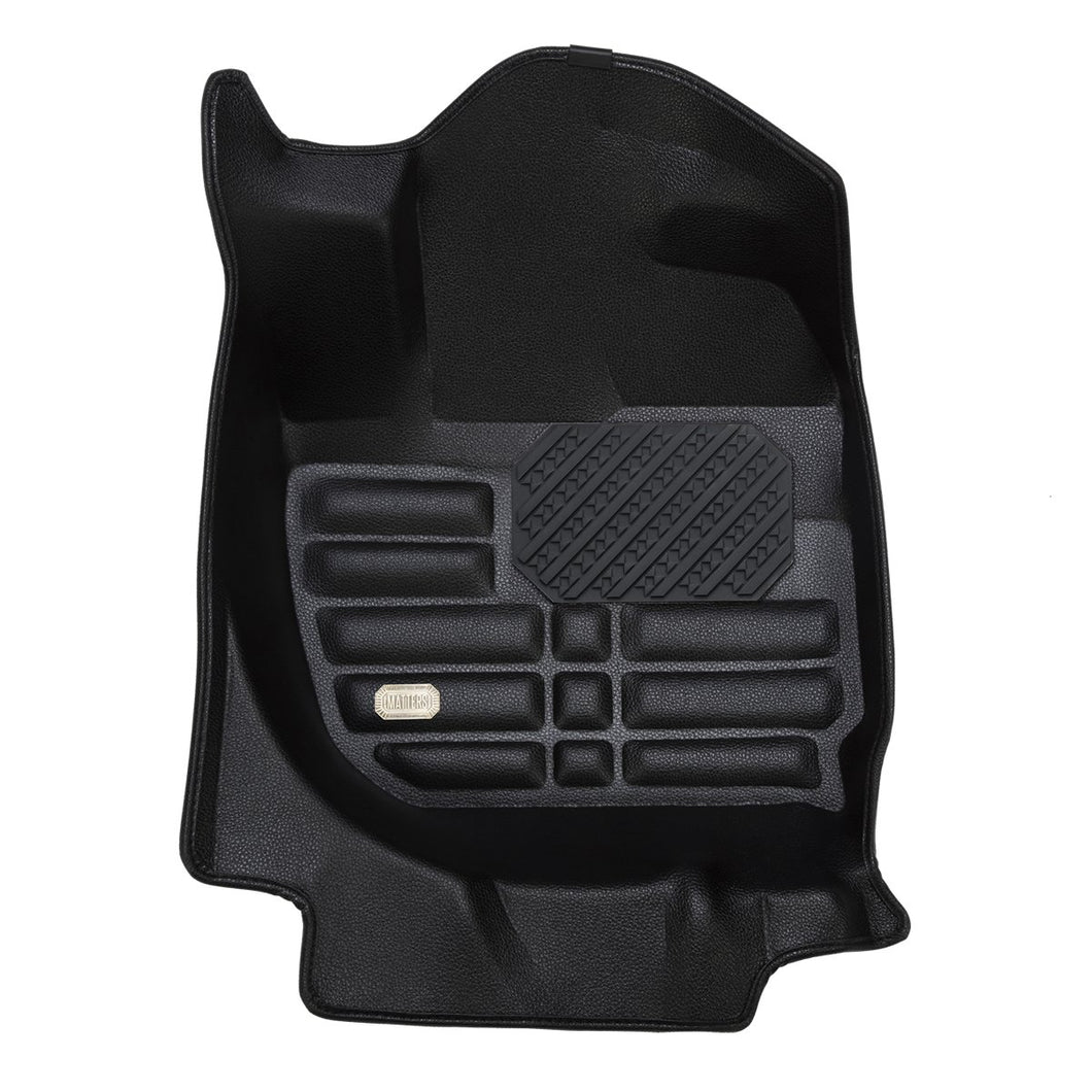 MATTERS 5D Car Mat - Toyota CHR-All Wheel Drive Version (Black)