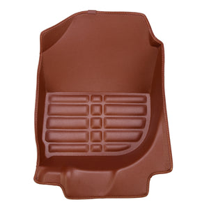 MATTERS 5D Car Mat - Mitsubishi Outlander (Brown)