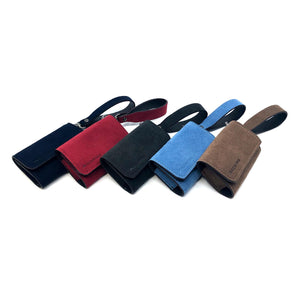 AEGIS Zen Alcantara Key Case for Universal - Navy