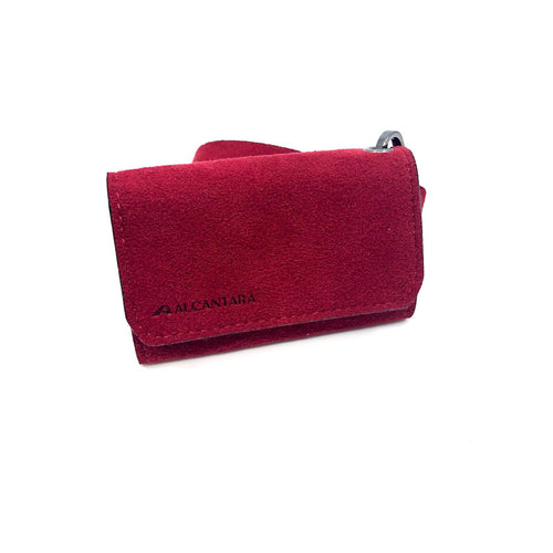 AEGIS Zen Alcantara Key Case for Universal - Red