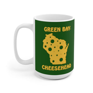 GREEN BAY Mug 15oz