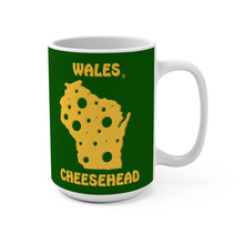 Load image into Gallery viewer, WALES Mug 15oz