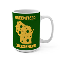Load image into Gallery viewer, GREENFIELD Mug 15oz