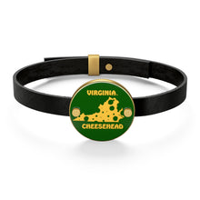 Load image into Gallery viewer, VIRGINIA Leather Bracelet