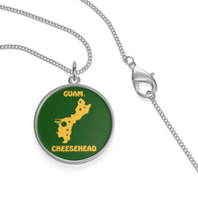 Load image into Gallery viewer, GUAM Single Loop Necklace (GREEN)