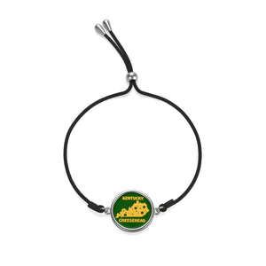KENTUCKY Cord Bracelet ( GREEN )