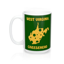 Load image into Gallery viewer, WEST VIRGINIA Mug 15oz