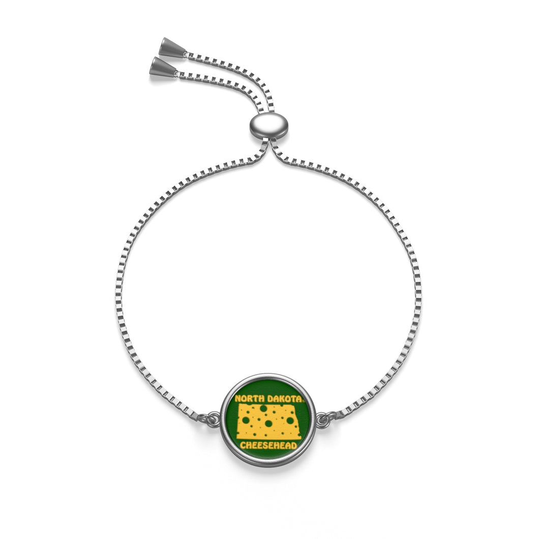NORTH DAKOTA Box Chain Bracelet