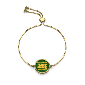 SOUTH DAKOTA Box Chain Bracelet