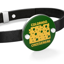 Load image into Gallery viewer, COLORADO Leather Bracelet
