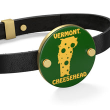 Load image into Gallery viewer, VERMONT Leather Bracelet