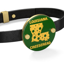 Load image into Gallery viewer, LOUISIANA Leather Bracelet