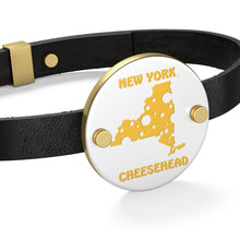 Load image into Gallery viewer, NEW YORK Leather Bracelet