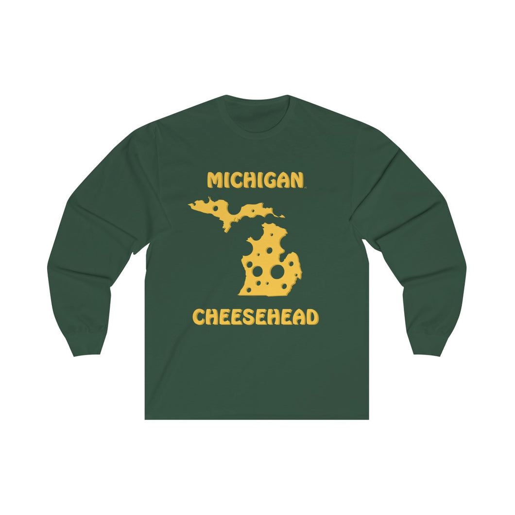 MICHIGAN Unisex Long Sleeve Tee