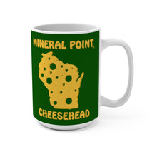Load image into Gallery viewer, MINERAL POINT Mug 15oz