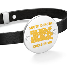 Load image into Gallery viewer, SOUTH DAKOTA Leather Bracelet