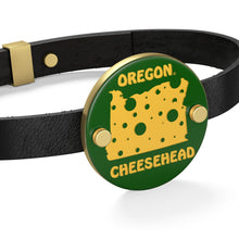 Load image into Gallery viewer, OREGON Leather Bracelet