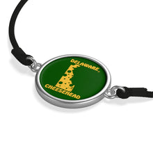 Load image into Gallery viewer, DELAWARE Cord Bracelet ( GREEN )