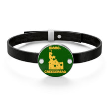 Load image into Gallery viewer, IDAHO Leather Bracelet
