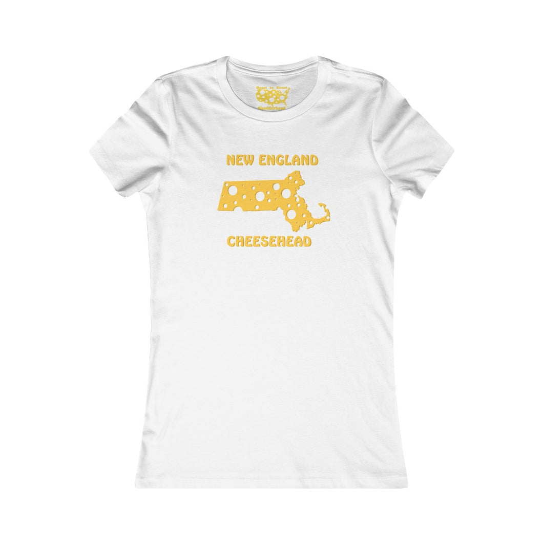 NEW ENGLAND Women's Favorite Tee