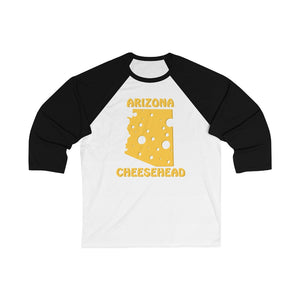 ARIZONA Unisex 3/4 Sleeve Baseball Tee