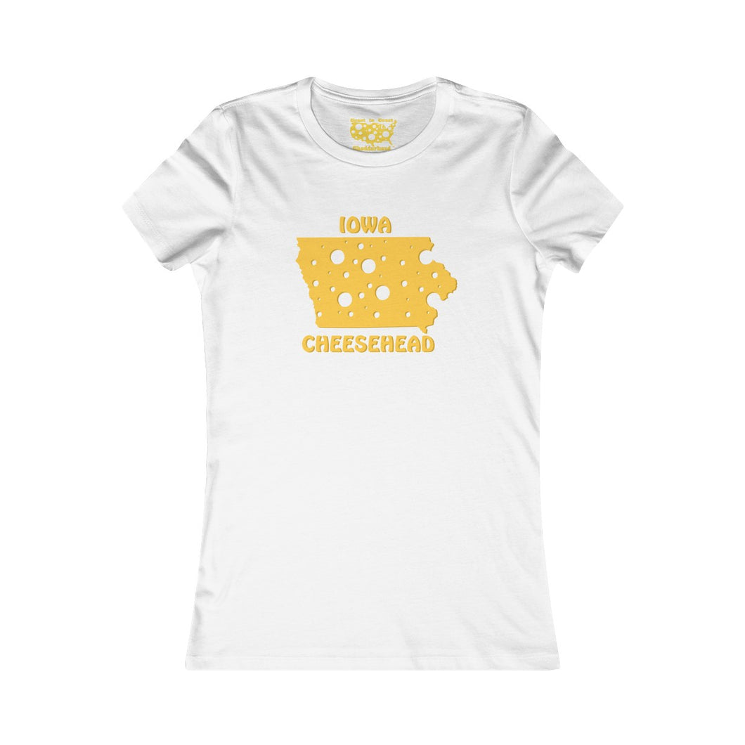 IOWA Women's Favorite Tee