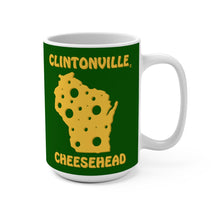 Load image into Gallery viewer, CLINTONVILLE Mug 15oz