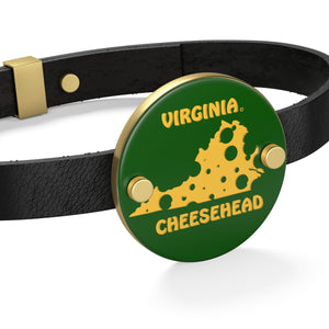 VIRGINIA Leather Bracelet