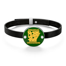 Load image into Gallery viewer, ARKANSAS Leather Bracelet