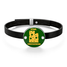 Load image into Gallery viewer, UTAH Leather Bracelet