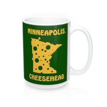 Load image into Gallery viewer, MINNEAPOLIS Mug 15oz