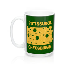 Load image into Gallery viewer, PITTSBURGH Mug 15oz
