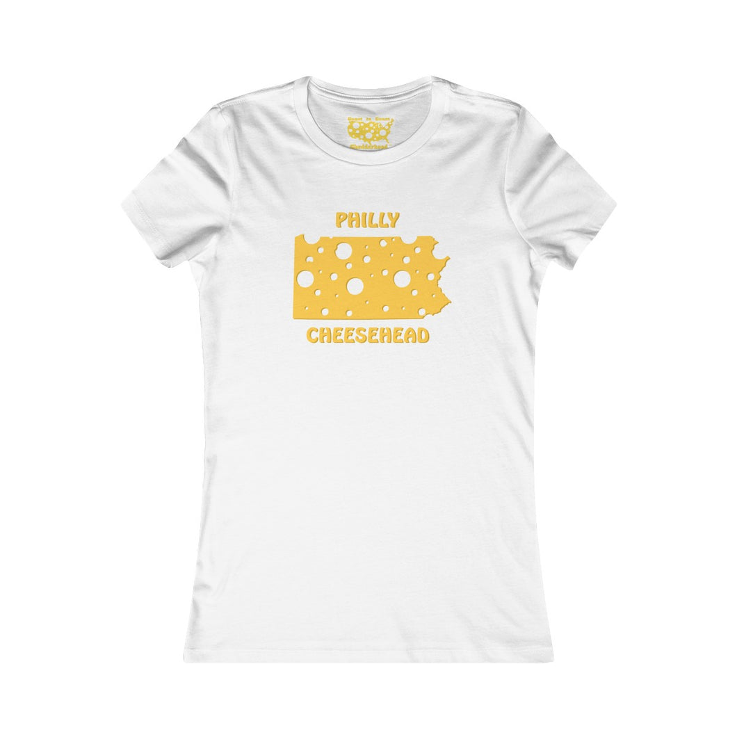 PHILADELPHIA (PHILLY) Women's Favorite Tee