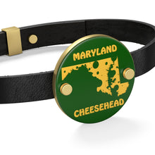 Load image into Gallery viewer, MARYLAND Leather Bracelet