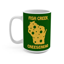 Load image into Gallery viewer, FISH CREEK Mug 15oz