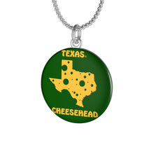 Load image into Gallery viewer, TEXAS Single Loop Necklace (GREEN)