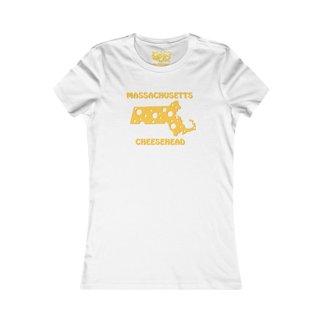 MASSACHUSETTS Women's Favorite Tee