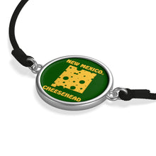 Load image into Gallery viewer, NEW MEXICO Cord Bracelet ( GREEN )