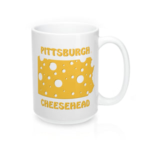 PITTSBURGH Mug 15oz