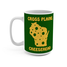 Load image into Gallery viewer, CROSS PLAINS Mug 15oz