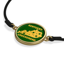 Load image into Gallery viewer, KENTUCKY Cord Bracelet ( GREEN )